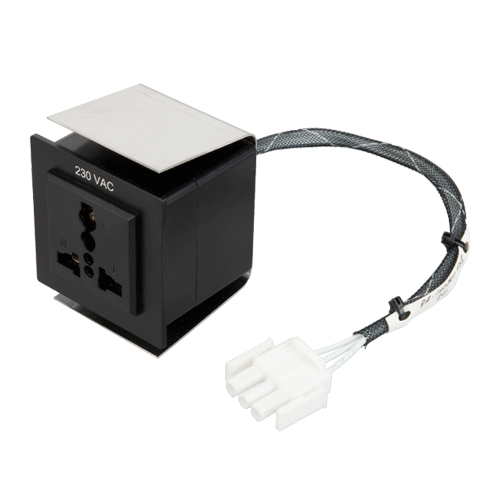 Universal AC Outlet