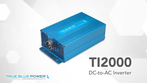 TI2000 Series DC-to-AC Inverter